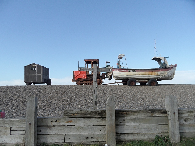Weybourne shingle