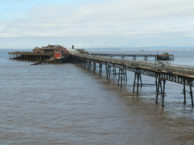 Weston Super Mare Old Pier