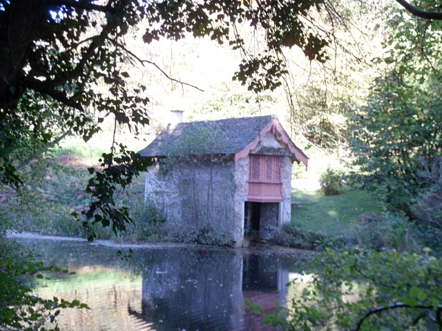 woodcheter park boathouse