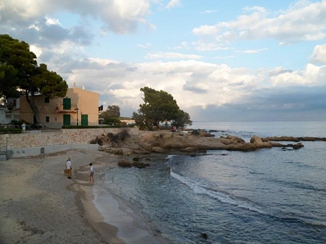Cala rjada, Mallorca
